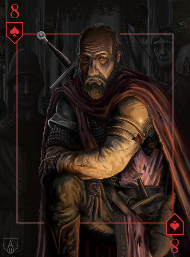 Baraja Inglesa Game of Thrones (24)