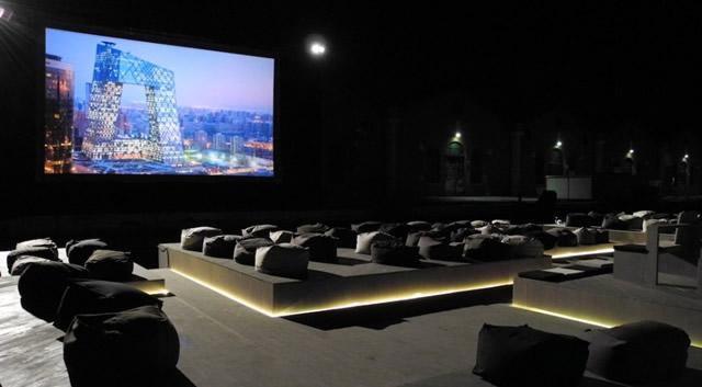 سینما شناور در پوکت