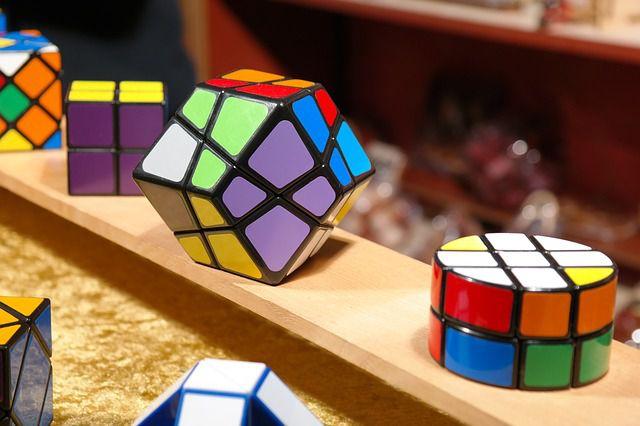 cubos mágicos rubik