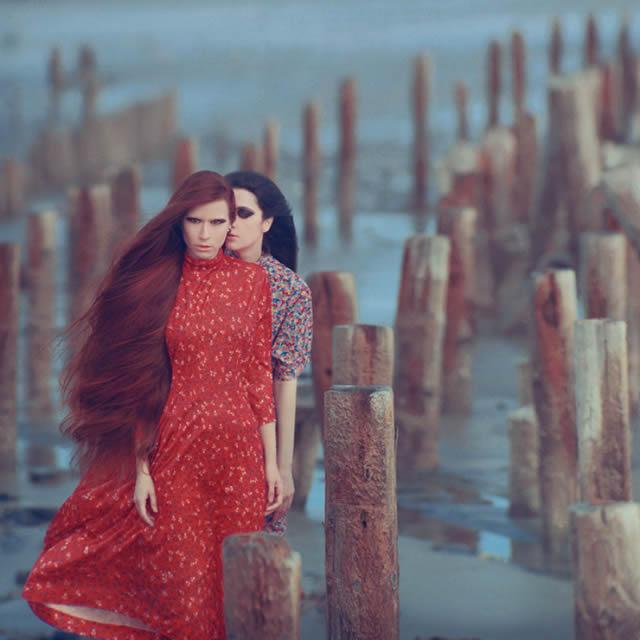 Fotografías surrealistas de Oleg Oprisco (2)