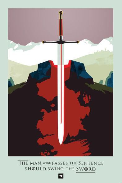 Ilustraciones muertes Game Of Thrones (13)
