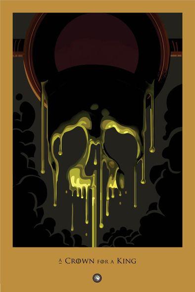 Ilustraciones muertes Game Of Thrones (12)