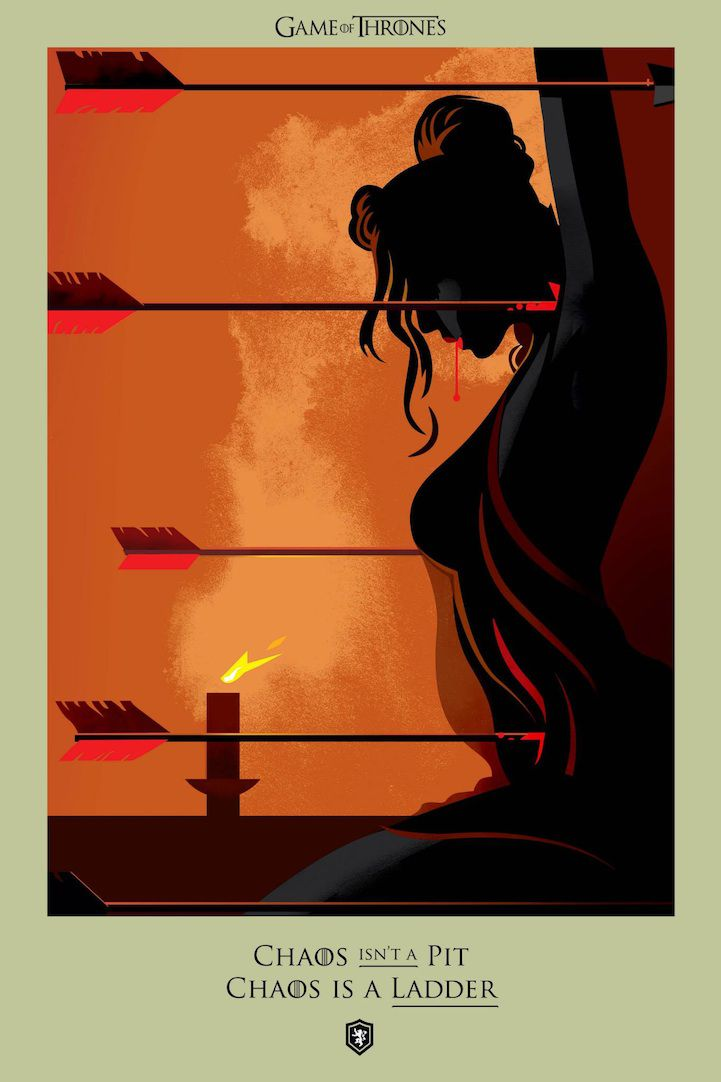 Ilustraciones muertes Game Of Thrones (10)