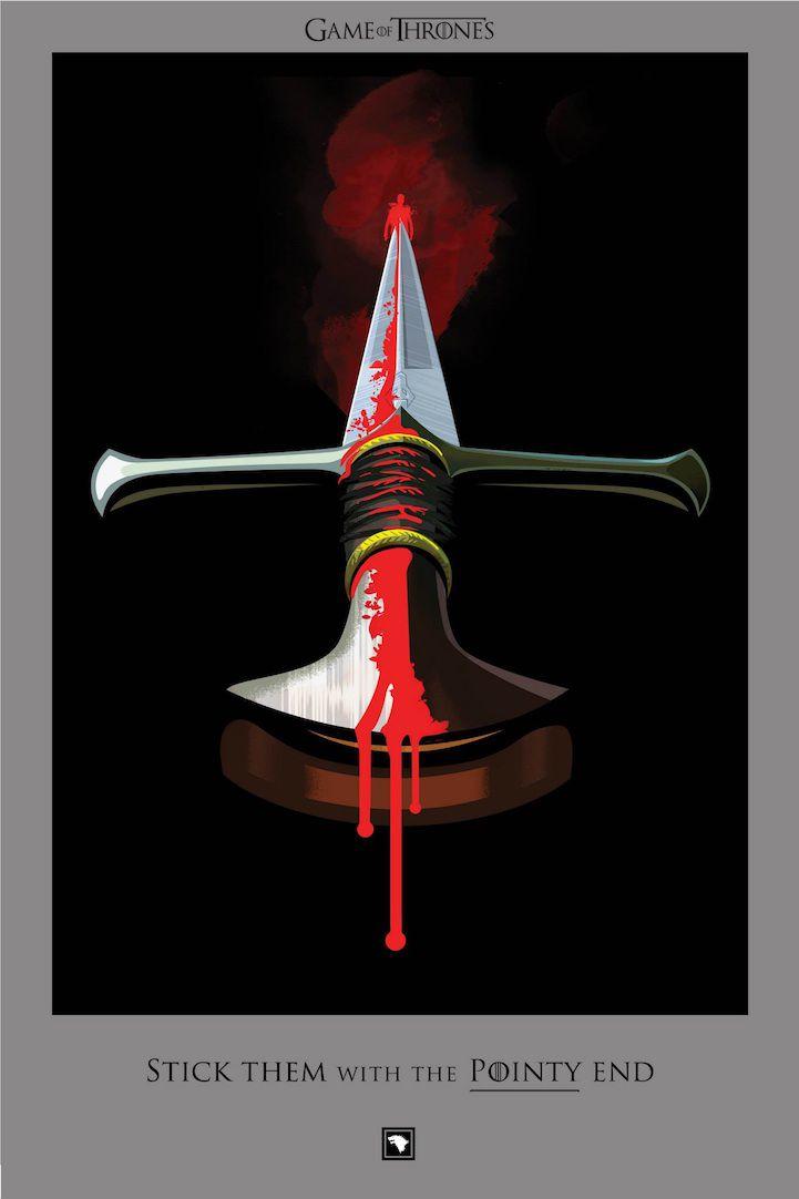 Ilustraciones muertes Game Of Thrones (22)