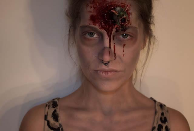 Maquillaje de efectos especiales (1)