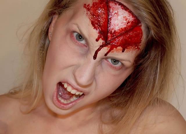 Maquillaje de efectos especiales (18)
