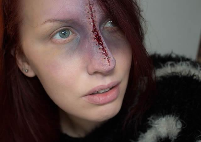 Maquillaje de efectos especiales (10)