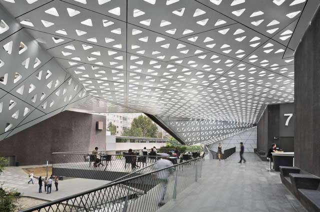 nuevas construcciones más flamantes del planeta 10