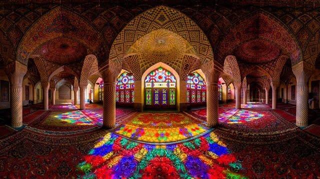 Mezquita Nasir al-Molk 01