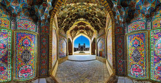 Mezquita Nasir al-Molk 06