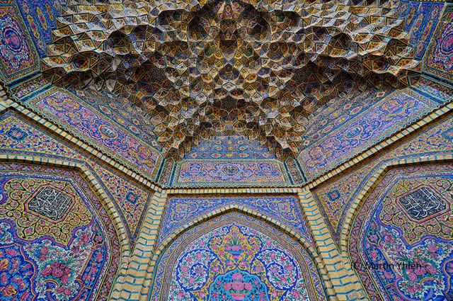 Mezquita Nasir al-Molk 10