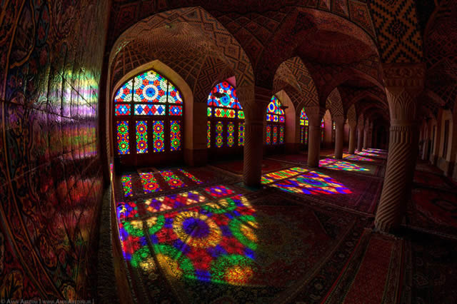 Mezquita Nasir al-Molk 11