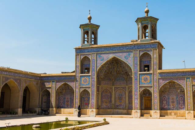 Mezquita Nasir al-Molk 14