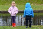 Niños Colores Azul y Rosa