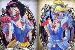 princesas terror