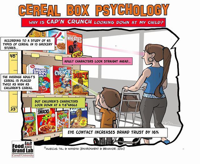 psicologia cereales
