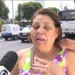 Mujer es asaltada durante una entrevista