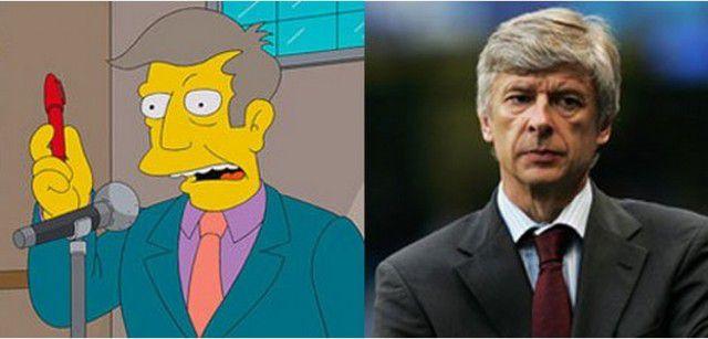 Personajes Simpson en la vida real (1)