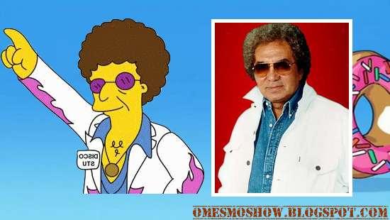 Personajes Simpson en la vida real (14)