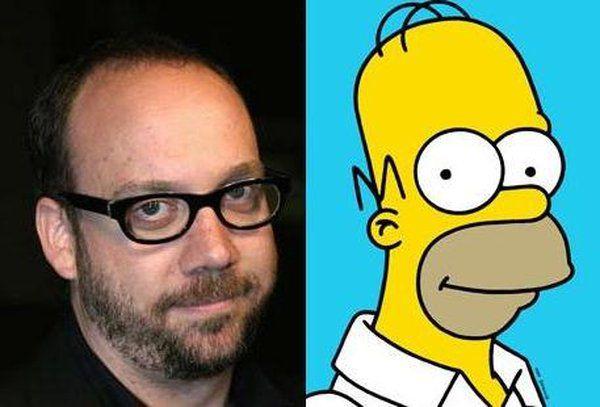 Personajes Simpson en la vida real (9)