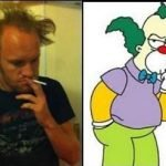 Los personajes de Los Simpson en la vida real