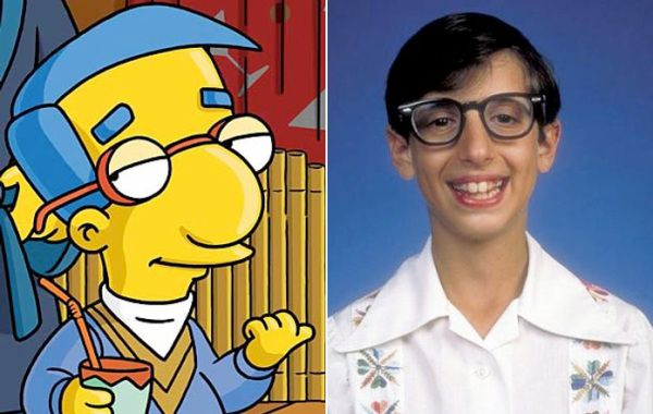 Personajes Simpson en la vida real (7)