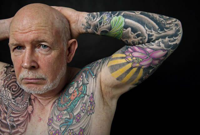 """Como Se Hacen Los Tatuajes abuelos con tatuajes finalmente responden: """"¿y cuando uno se hace"""