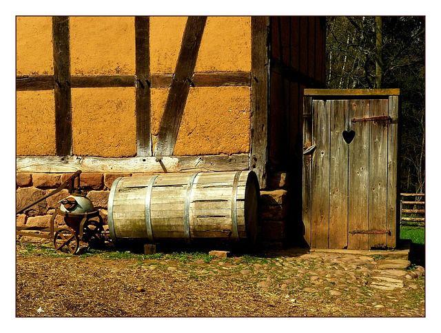 Extrema falta de higiene en la Edad Media