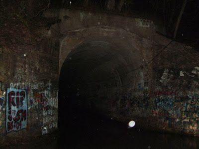 Túnel Sensabaugh entrada miedo