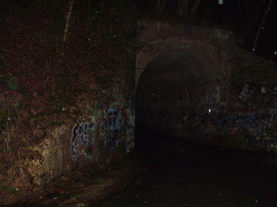 Túnel Sensabaugh entrada siniestra