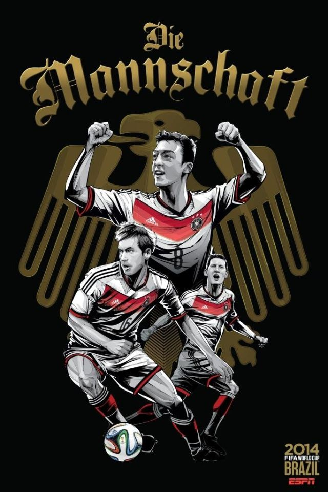 Cristiano Siqueira posters equipos copa del mundo (2)