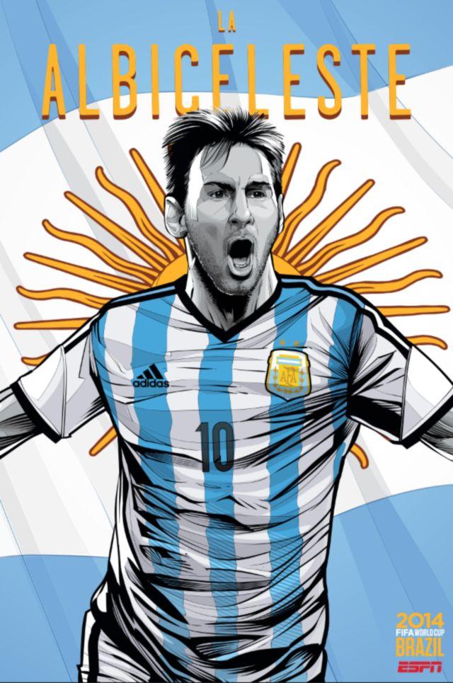 Cristiano Siqueira posters equipos copa del mundo (32)