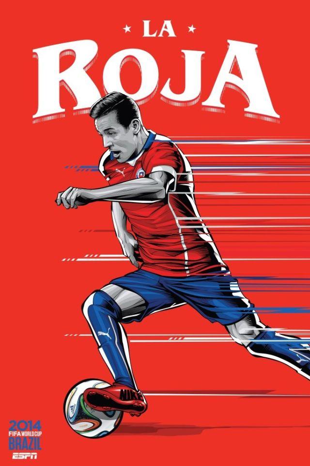 Cristiano Siqueira posters equipos copa del mundo (27)