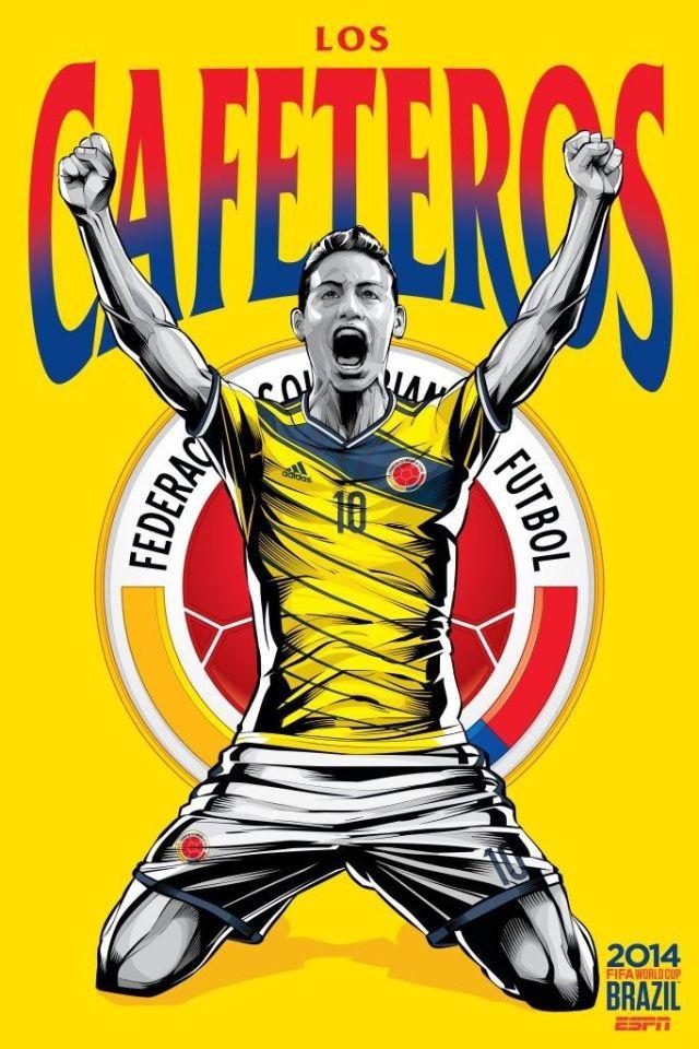 Cristiano Siqueira posters equipos copa del mundo (26)
