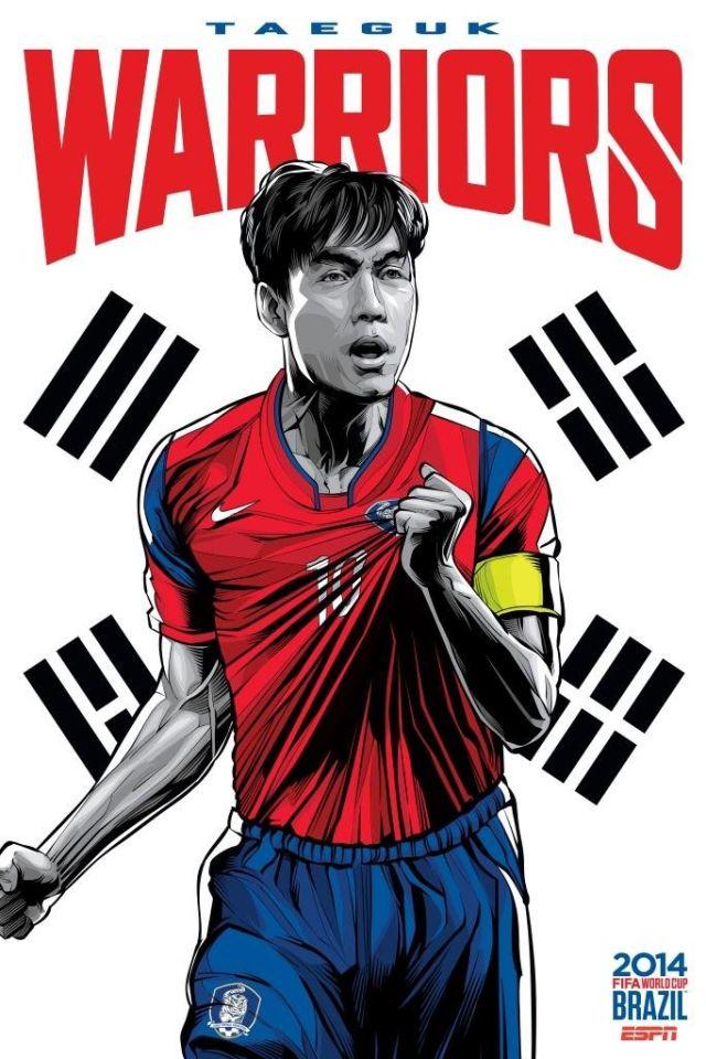 Cristiano Siqueira posters equipos copa del mundo (25)