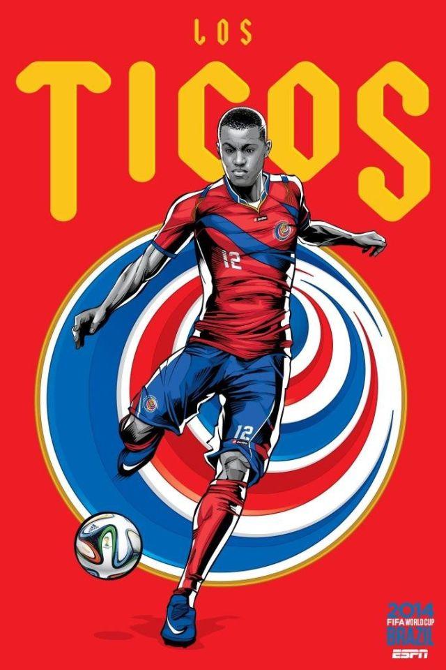 Cristiano Siqueira posters equipos copa del mundo (1)