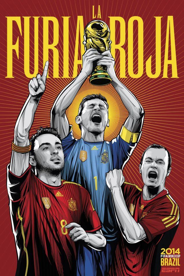 Cristiano Siqueira posters equipos copa del mundo (20)