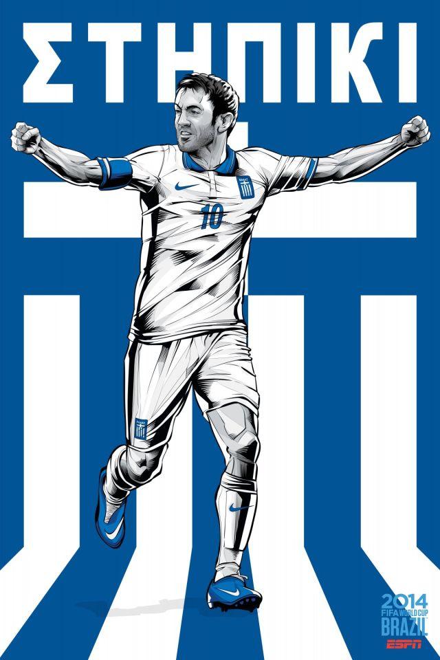 Cristiano Siqueira posters equipos copa del mundo (16)