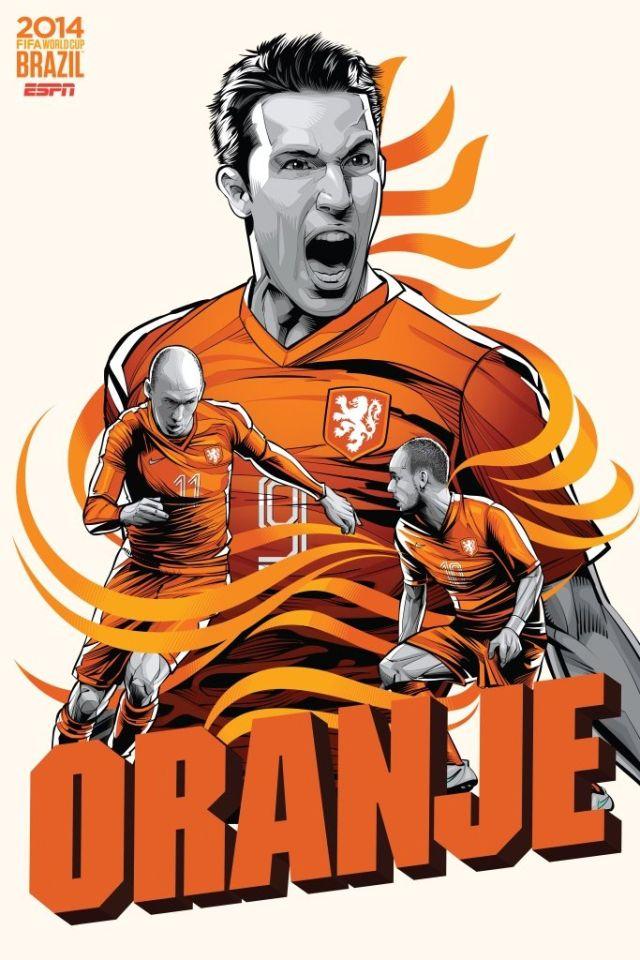 Cristiano Siqueira posters equipos copa del mundo (15)