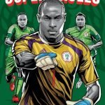 Apodos de los equipos de la Copa del Mundo en hermosos posters