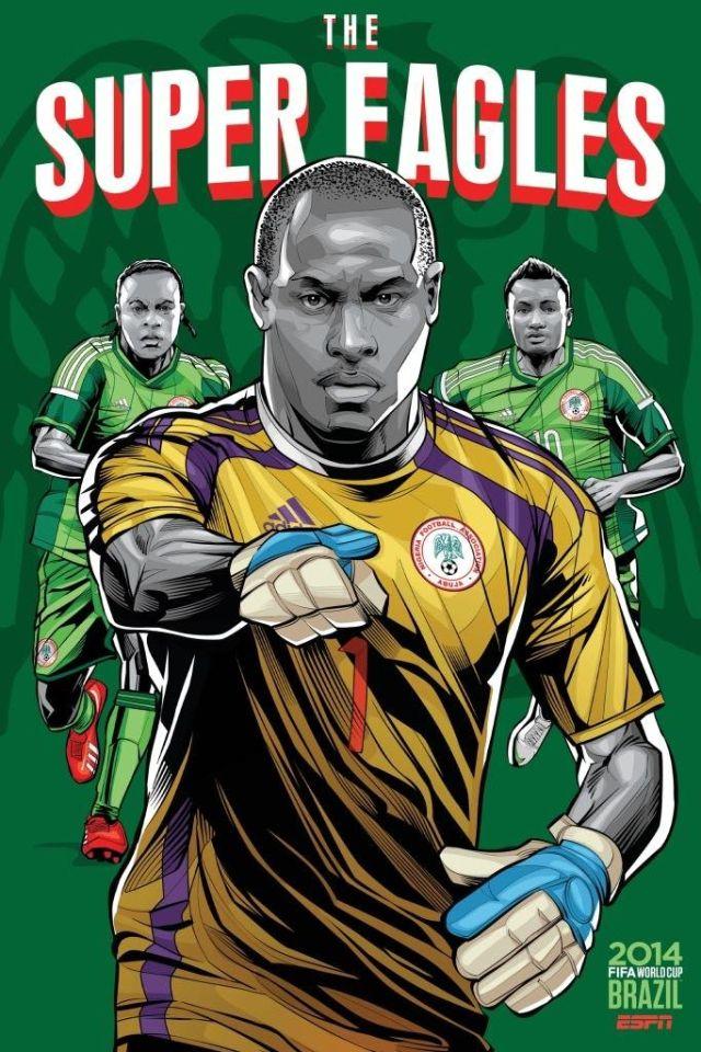 Cristiano Siqueira posters equipos copa del mundo (8)