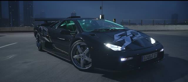 Lamborghini modificado tuning