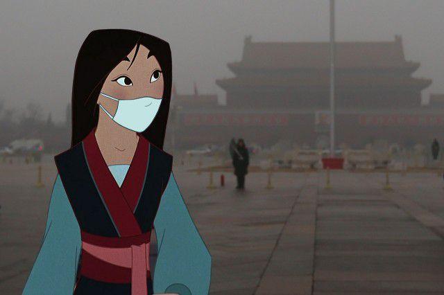 Personajes de Disney en la vida real (10)