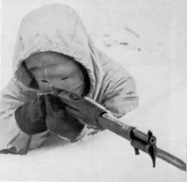 Simo Häyhä rifle