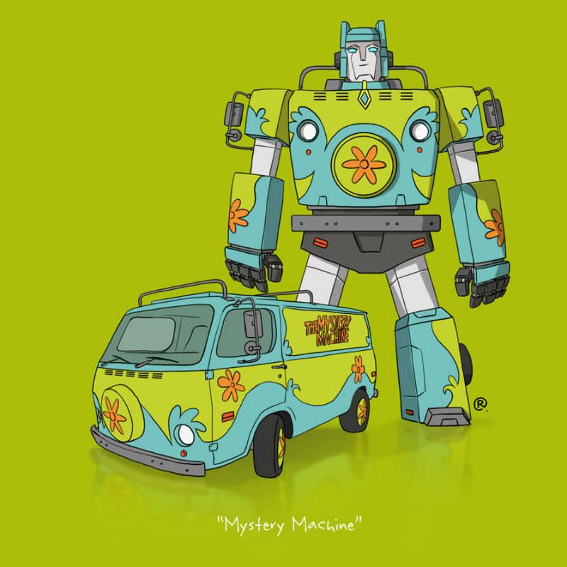 autos-cultura-pop-transformers-maquina-misterio-scoobydoo