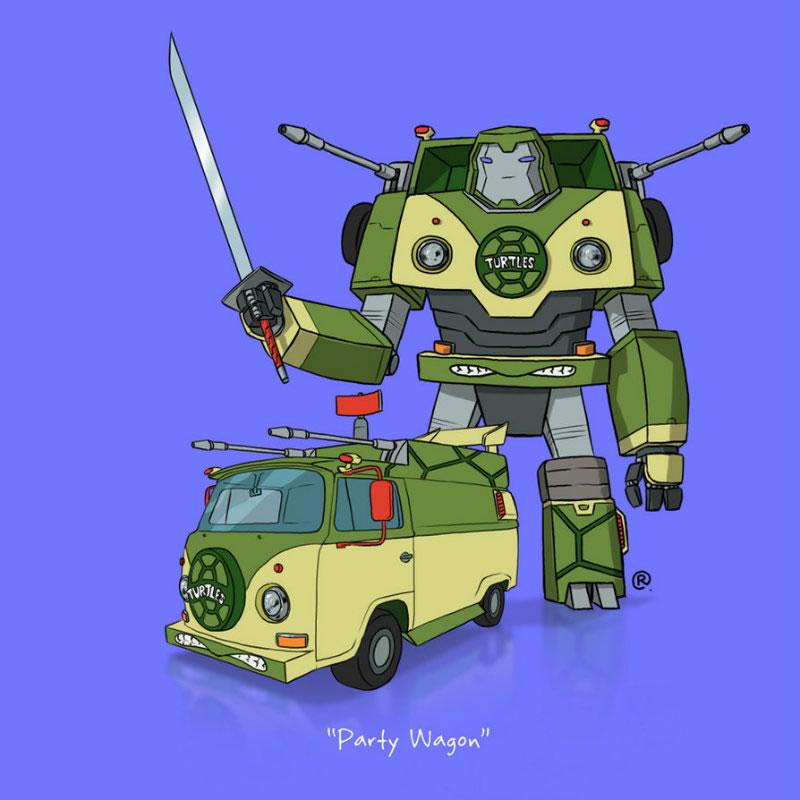 autos-cultura-pop-transformers-torturgas-ninja
