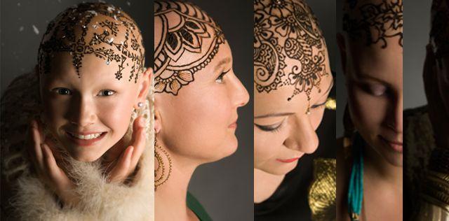 Tatuajes de henna contra el cáncer (3)
