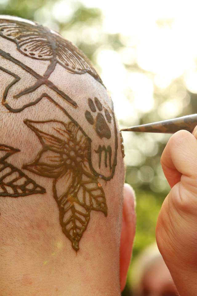 Tatuajes de henna contra el cáncer (7)