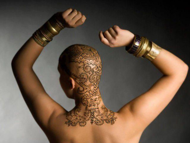 Tatuajes de henna contra el cáncer (6)