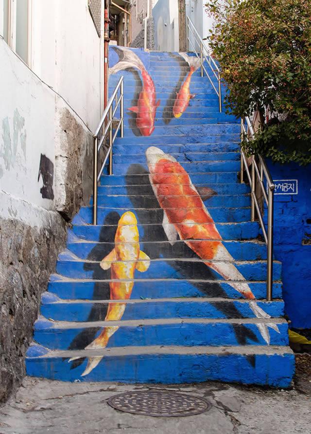 arte urbano escaleras (15)